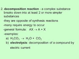 chemical reactions chemistry ppt video online download