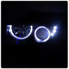 hids lights near me xenon 98 04 chevy s10 blazer angel eye halo led projector