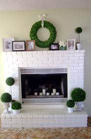 720 best fireplace images on pinterest fireplace design white brick fireplace makeover