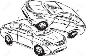 car accident sketch dolgular com
