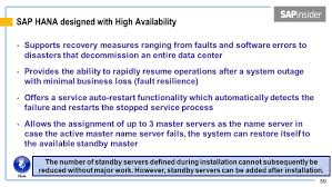 Sap Hana Resume What We U0027ll Cover Licensing And Update Maintenance Ppt Download