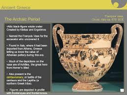 Francois Vase Ancient Greece Map Ppt Video Online Download