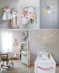 chambre de bébé fille décoration deco chambre bebe fille gris collection et chambre bebe jaune