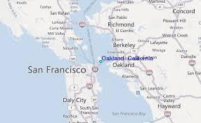 california map oakland oakland california tide station location guide