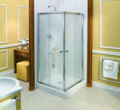 best small corner shower enclosures corner tempered glass shower