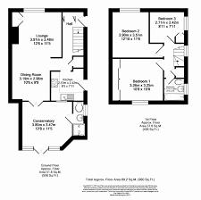 Floor Plan 2d Epc U0027s U0026 Floor Plans 1 Or Less