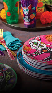 day of the dead dia de los muertos home decor ideas and