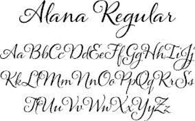 calligraphy font alphabet calligraphy fonts font alphabet and