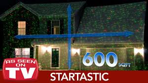 Outdoor Christmas Light Projector by Startastic Home Holiday Light Projector Youtube