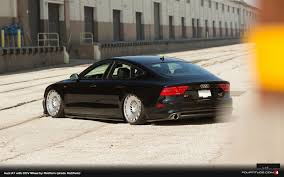 stanced maserati new rotiform ccv wheel looks good on audi a7 fourtitude com