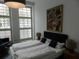 Schlafzimmer Betten H Fner Ferienwohnung Art Deco Leipzig Deutschland Leipzig Booking Com