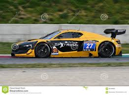 renault rs01 12 ore hankook mugello 18 march 2017 27 gp extreme renault rs01