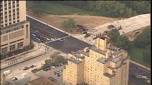 Barnes Jewish Hospital Kingshighway St Louis Mo Water Main Break Floods Part Of Kingshighway And Barnes Jewish