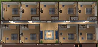 100 college dorm floor plans wood hall western view floor
