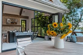 Cantilevered Deck by 3928 Cherry Avenue Orono Mn 55364 Artisan Home Tour