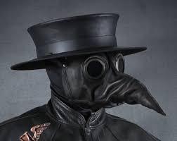 plague doctor mask plague doctor masks etsy