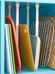 easy kitchen storage ideas 36 inexpensive kitchen storage ideas for a tidy kitchen and