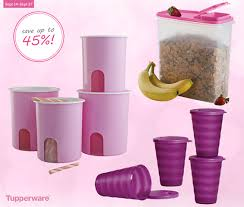 think pink tupperware pinkalicious one touch canister set