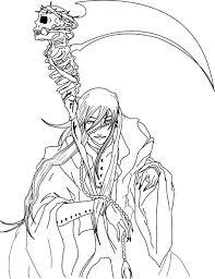 undertaker kuroshitsuji adobe illustrador by thepajaromuerto on