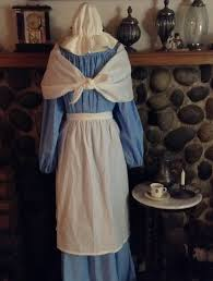 betsy ross costume womens colonial shawl fichu all sizes