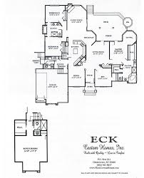 Master Bedroom Plan Eck Custom Homes Inc Greenwood S C
