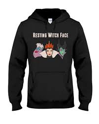 maleficent resting witch face halloween
