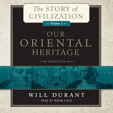 our oriental heritage the story of civilization volume 1 the