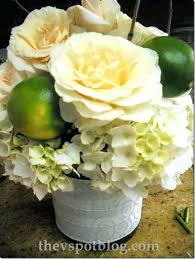 fruit flower arrangement centerpiece flower arrangements for weddings limes roses fruit