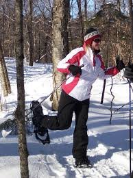 vermont snowshoe or cross country ski vacations