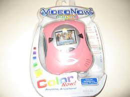 Color Pink by Amazon Com Videonow Color Personal Video Player Pink Toys U0026 Games