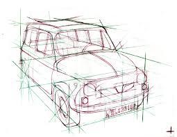 t r i p l e e y e l i d s a r t industrial design drawing