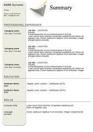 best 25 example of resume ideas on pinterest resume format