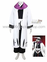 Bleach Halloween Costumes Bleach U2013 Mayuri Kurotsuchi Cosplay Costume Death God Squad 12