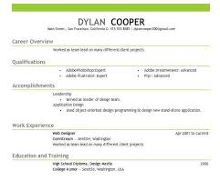 compare all pros and cons of the best online resume creators
