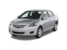 toyota sedan 2008 toyota yaris toyota compact sedan review automobile magazine