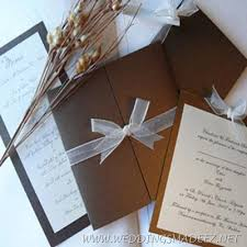 Wedding Invitations How To Homemade Wedding Invitations How To Make Weddings Made Easy Site