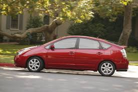 2009 toyota prius review five best used green cars to buy 2004 2009 toyota prius