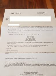 trw credit bureau comenity per day