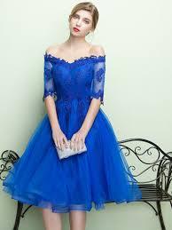 knee length prom dresses tbdress com