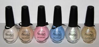 nicole by opi wel kim to my world nail polish collection