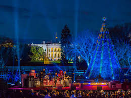 national tree lighting ceremony the fairfax hotel at