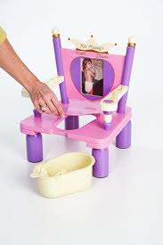 amazon com wildkin prince throne potty chair toilet training
