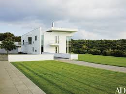 celebrity homes richard meier english countryside minimalist home