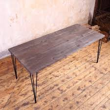 industrial style dining room tables one2one us