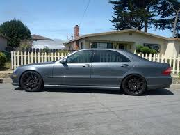 lowered amg show off your w220 page 70 mercedes benz forum