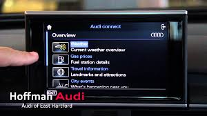 audi conect audi connect wi fi in your car