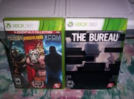 the bureau xbox 360 videogame shopping trip report 20 from summer 2014 part 1