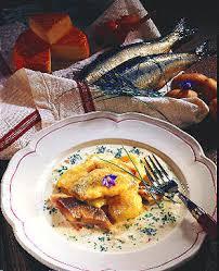 cuisiner le hareng frais maison fischer recette de hareng frais au munster