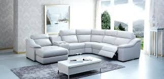 Black Leather Sectional Sofa Recliner Teramo Black Leather Reclining Sectional Sofa Home Theater Seating