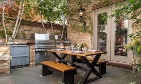 idee amenagement cuisine d ete cuisine d été extérieure 15 idées d aménagement fonctionnel et